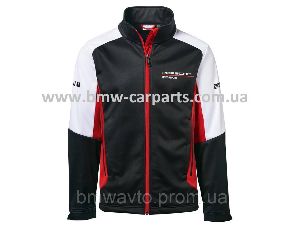 Легкая мужская куртка Porsche Men's Soft Shell Jacket, Motorsport