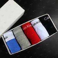 Комплект белья боксеры/хипсы Calvin Klein 46 в стиле