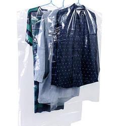 Чехлы для хранения и упаковки одежды полиэтиленовые