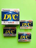Видеокассета DVC Panasonic mini AY-DVM-60 FF