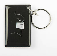 """Заготовка ключа для домофона RFID 5577, """"Бетмен"""", перезаписываемая, фото 1"""