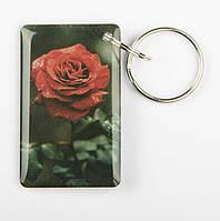 """Заготовка ключа для домофона RFID 5577, """"Роза"""", перезаписываемая"""