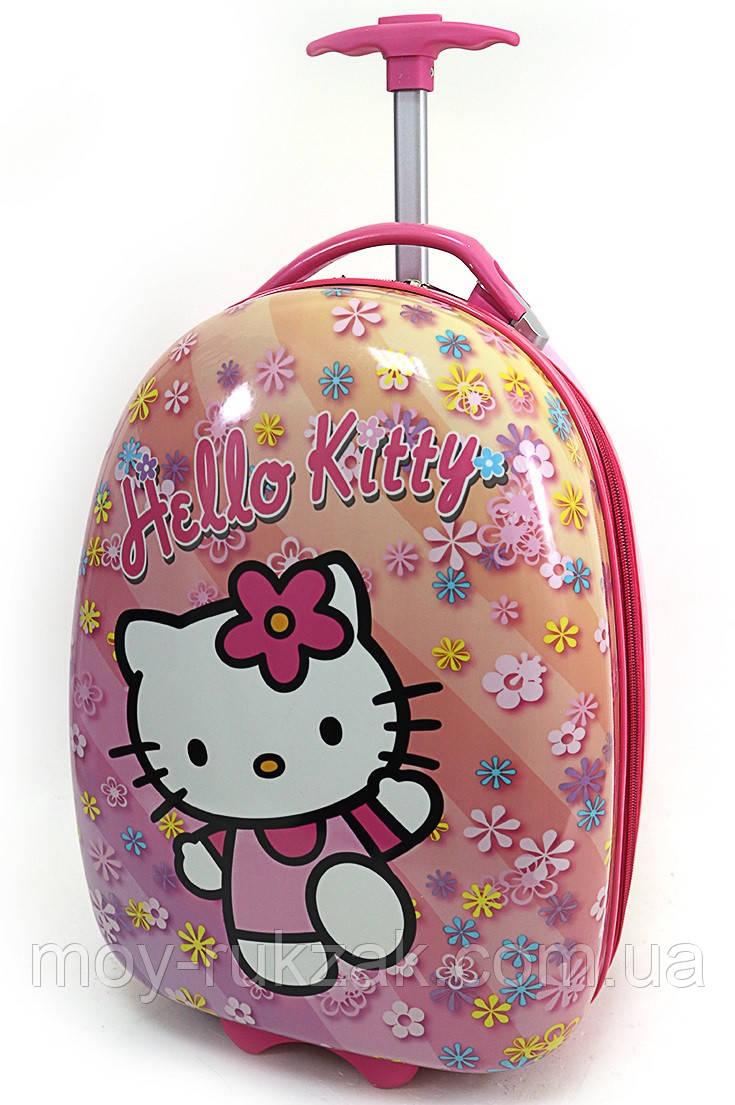 Детский чемодан дорожный на колесах «Хелло Китти» Hello Kitty-9, 520426
