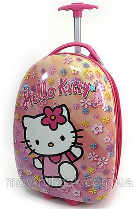 Детский чемодан дорожный на колесах «Хелло Китти» Hello Kitty-9, 520426, фото 2