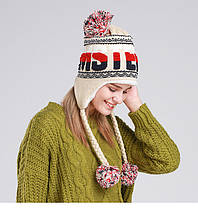 Зимняя шапка AL7993, фото 2