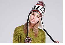Зимняя шапка AL7993, фото 3