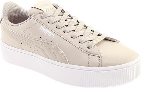 110c97ef Женские кроссовки PUMA Vikky Stacked L Flatform Sneaker Silver Gray/Silver  Gray - SaleUSA