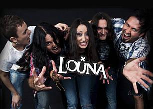 Плакат Louna 02