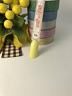 Гель лак Pur-Pur professional 15мл №034(желтый)