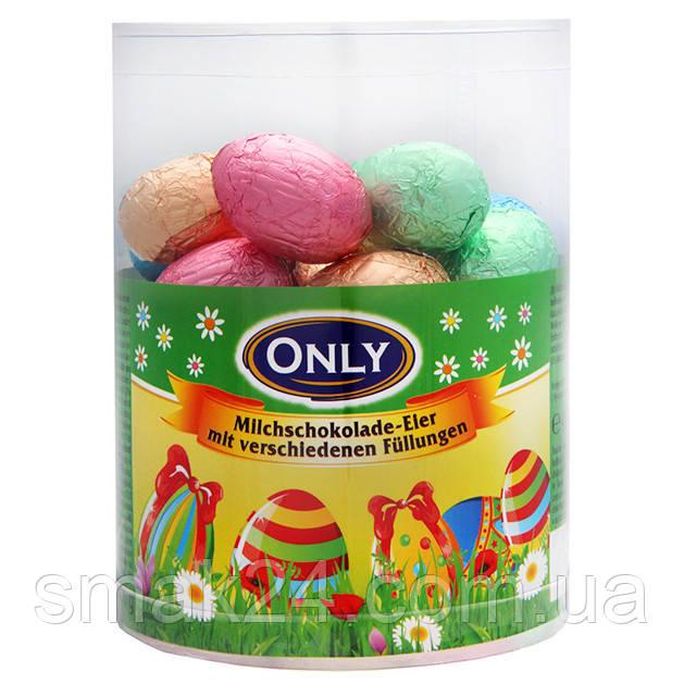 Шоколад молочный с разными начинками Milchschokolade  Only Австрия  450г