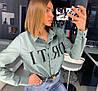 Рубашка Doratti Drti стильная классика с модным принтом Bdor307