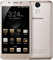 "Blackview P2 Lite Champagne Gold 3/32 Gb, 5.5"", MT6753, 3G, 4G , фото 1"