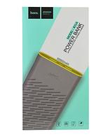 Внешний аккумулятор Power Bank Hoco B31A 30 000 mAh Gray