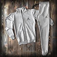 Спортивный костюм Air Jordan (Аир Джордан) с замком