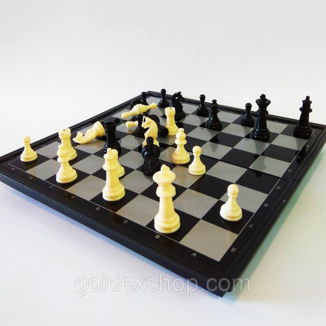 Шахматы магнитные дорожные (26х26 см)