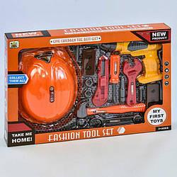 Набор инструментов 36778-75 (36) дрель на батарейках, в коробке
