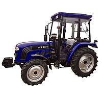 Трактор Фотон, Foton FT504C, (50 л.с., 4х4, 4 цил., ГУР, 1-е сц., КПП реверс)