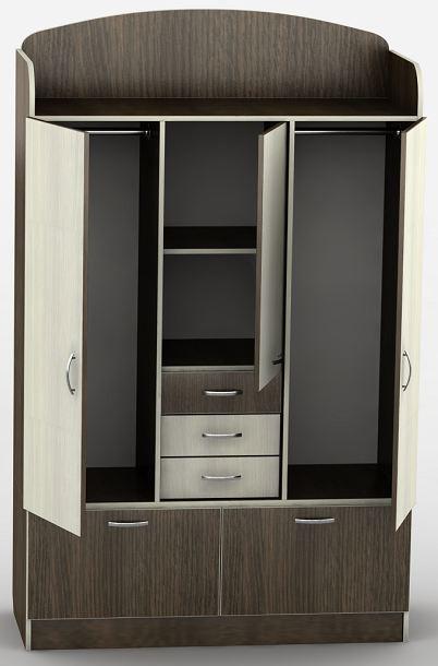 Распашной шкаф Амина.