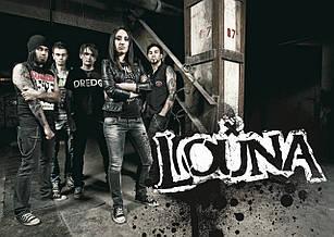 Плакат Louna 03