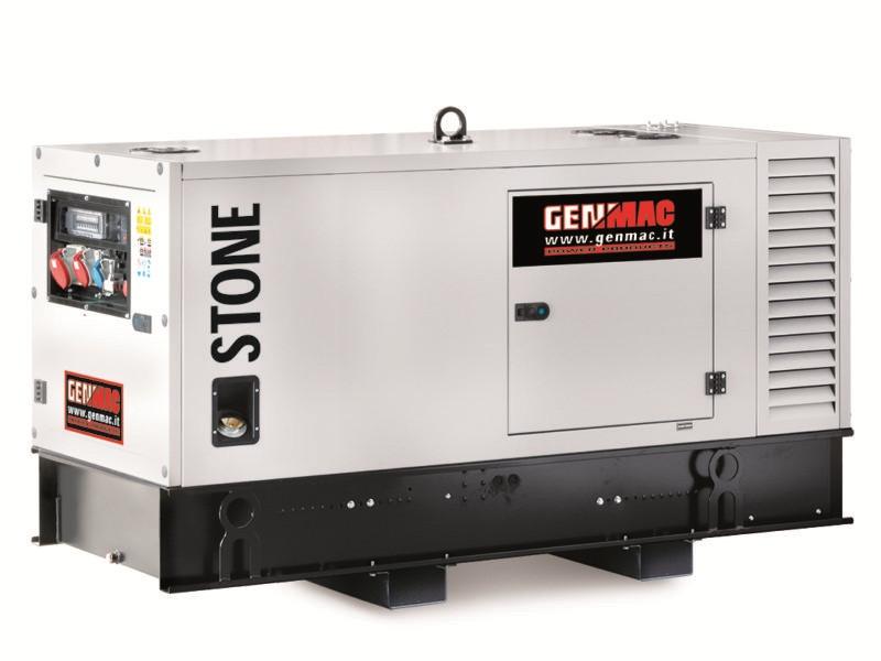 Дизельный генератор Genmac Stone G30KS (24 кВт)