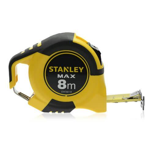 """Рулетка 8 м Stanley """"Max"""" (STHT0-36118)"""
