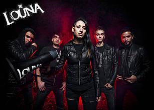 Плакат Louna 04