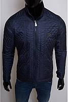 Куртка мужская демисезонная Philipp P 173306 синяя реплика