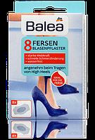 Защитный пластырь от мозолей для обуви на каблуках Balea Fersen Blasenpflaster 8 шт.