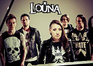 Плакат Louna 05