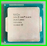 Процессор Intel Core i5-4570 LGA1150 (SR14E) 4 ядра 3.20-3.60Ghz / 6M / 5GT/s Haswell, фото 2