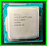 Процессор Intel Core i5-4590 LGA1150 (SR1QJ) 4 ядра 3.30-3.70Ghz / 6M / 5GT/s Haswell, фото 2