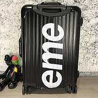 Supreme Rolling Luggage SUP 55 Black, фото 1