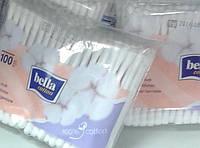 Ушные палочки Bella 100 шт.