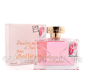 Женская парфюмированная вода John Galliano Parlez-Moi d`Amour (реплика)