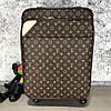 Louis Vuitton Rolling Luggage Pegase Legere 55 Monogram