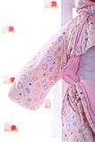 Комбинезон демисезонный для девочек Пуговка, фото 4