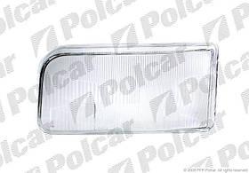 Скло фари VW B-3 ліве Polcar 9546111E