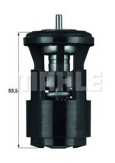 Термостат VW Golf 3/Golf 4/Polo 1.0/1.4 E 87C з прокладкою TX 41 87D