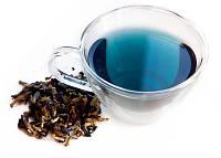 Синий чай анчан для снятия стресса, восстановления зрения и волос