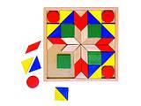 Мозаики для детей деревянные