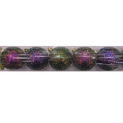 84275 Елочные шарики 6см 6шт/колба (96колб)