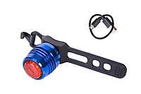 Мигалка BC-TL5398 красный свет USB Al (синий корпус)