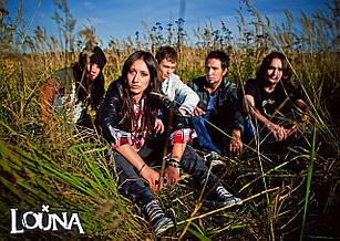 Плакат Louna 07