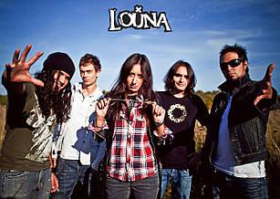 Плакат Louna 08