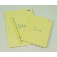 Набор подар. PROFIPLAN Title Note (блокн. А5 и В6 формат 128арк + ручка) ЖЕЛТЫЙ (1)