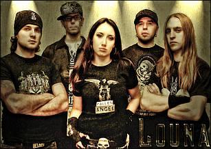 Плакат Louna 10