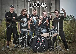 Плакат Louna 11