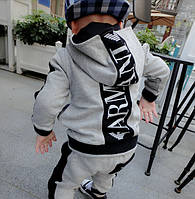 Спортивный костюм, комплект Армани Armani для мальчика 1-5 лет
