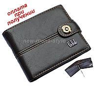 Чоловічий чоловічий шкіряний шкіряний гаманець портмоне гаманець Gelen, фото 1