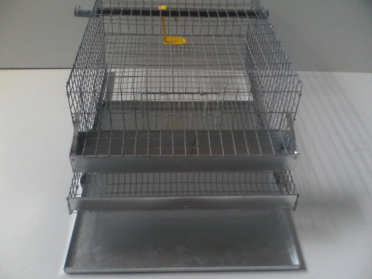 КП (Клетка для перепелов) - фото 4